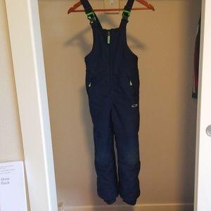 Champion suspender snowpants